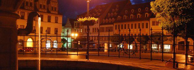 SachsenAnhalt_Marktplatz Naumburg